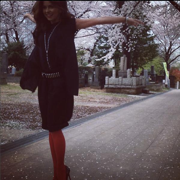 [ Article du 04 avril ] Deux nouvelles photos Instagram ♥