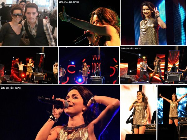 [ Article du 06 avril ] Prestation d' INNA en Turquie ce 4 avril + Photos exclusives !