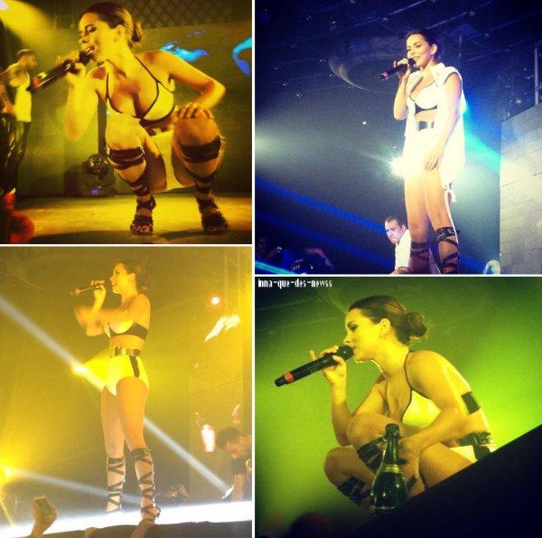 [ Article du 03 juin ] INNA était le 31 mai Au Mexique pour un show. Découvrez les photos et une Vidéo!