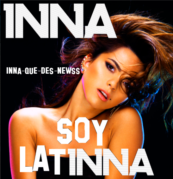 """Inna publiera son nouvel album """"Soy LatINNA"""", entièrement chanté en espagnol en 2014"""