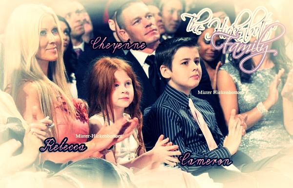 Sa petite famille