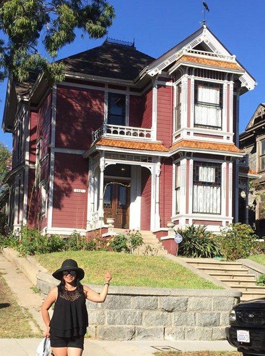 la maison de la serie CHARMED