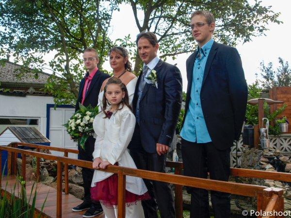 mes enfants mon mari et moi