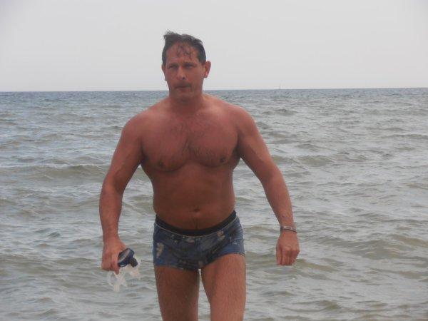 mon mari en Espagne