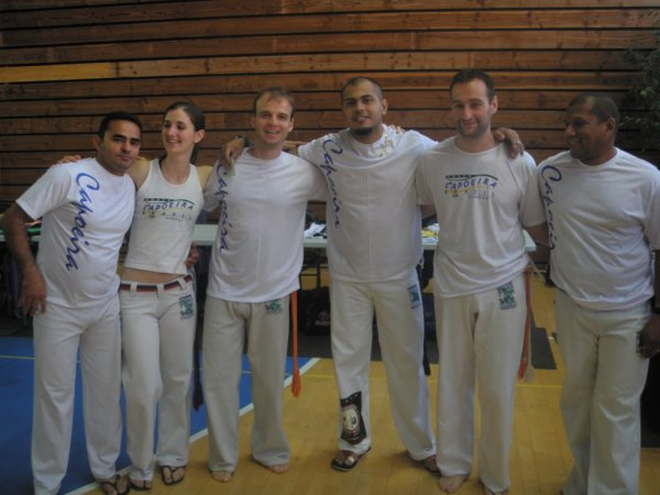 Festival me leva Organiser par Professor Faisca  Capoeira Brasil