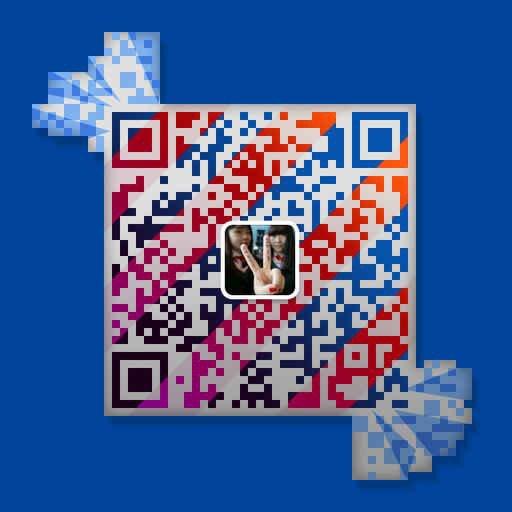 My wechat qr code ^ ^