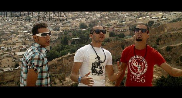 AyoubSop - Hello Fez Remix .Ft F'assa (Raggawi&Cha3ir)