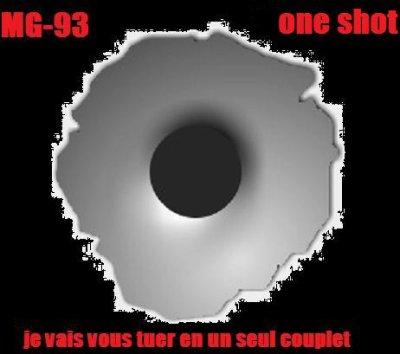 One shot / Le monde tourne pas rond (2011)