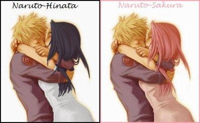 hinata vs sakura quel est le meilleurs couple