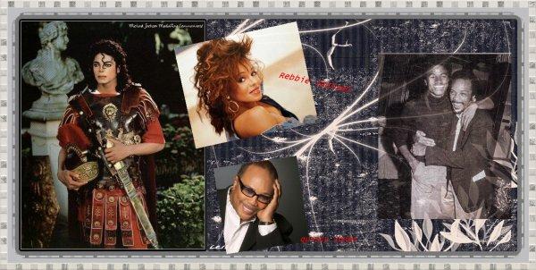 Interview Exclusives          ๑۩۞۩๑ Rebbie Jackson & Quincy Jones ๑۩۞۩๑