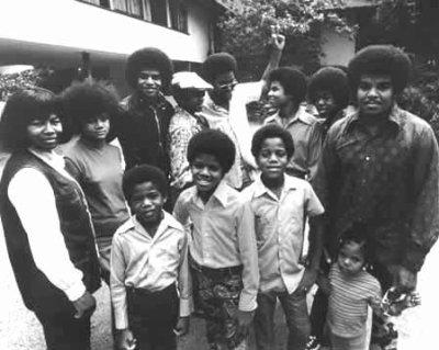 histoire anecdode Jackon family
