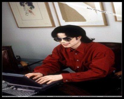 Michael repond a ses fans sur internet le 17 aout 1995