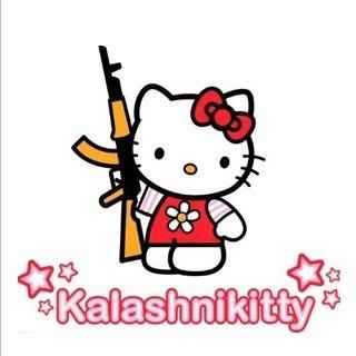 Même Hello Kity peut être méchante