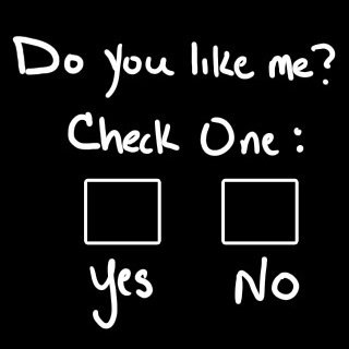 Es-ce que tu m'aime ?