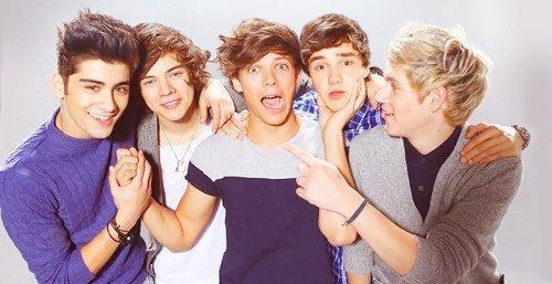 J'ai toujours pas compris comment ils ont fait pour devenir si important dans ma vie... 1DFamily ♥