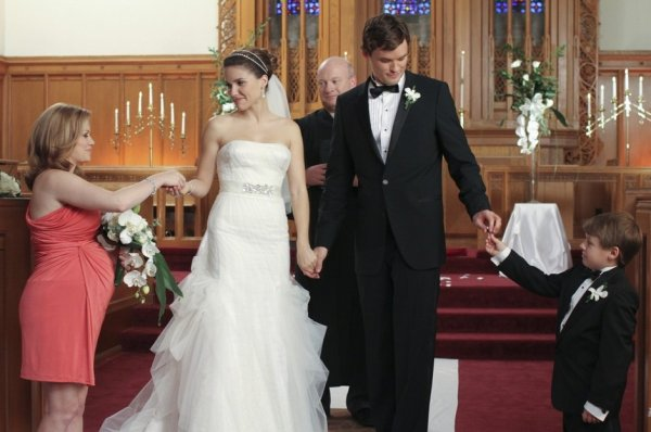 Le Mariage De Brooke Davis et Julian Baker