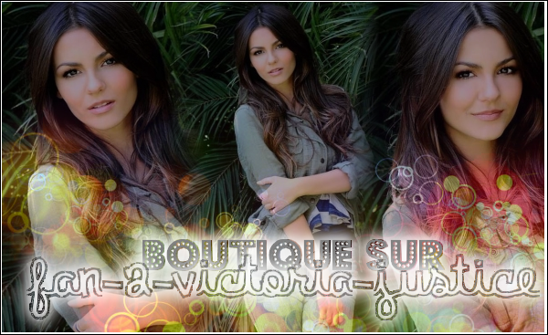 Boutique sur Fan-2-Victoria-Justice