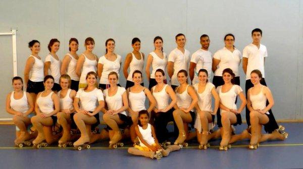 L'équipe 2011/2012