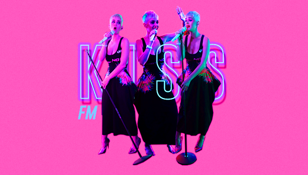 KISS FM — 22 JUIN