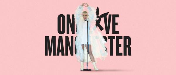 ONE LOVE MANCHESTER — 04 JUILLET 2017