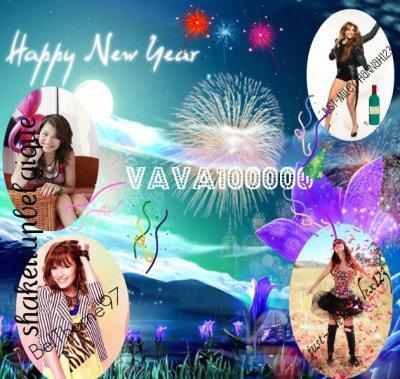 Bonne Année!!!!Bonne Santé!!!!!Meilleurs voeux!!!!! sur skyrock!!!!!