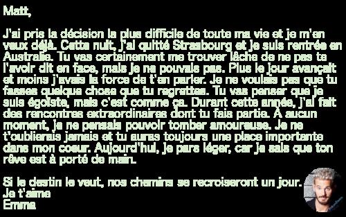 Chapitre 32 - Version Fraise