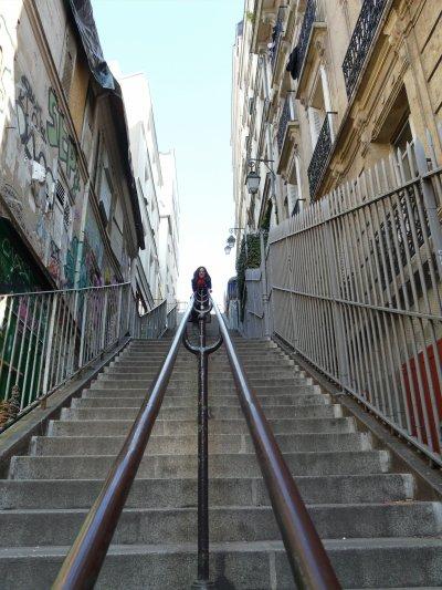 Montmartre - de Pigalle à la Place du Tertre
