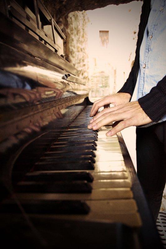 le piano du vieux bourg