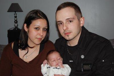 Ma femme et Son Homme et notre fille
