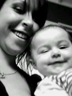 fou rire avec ma fille
