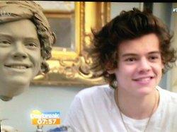 Les statues des boys