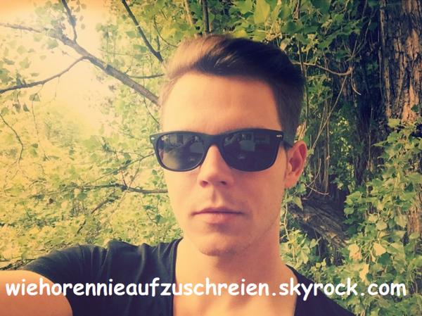 Georg dans la nature ^^