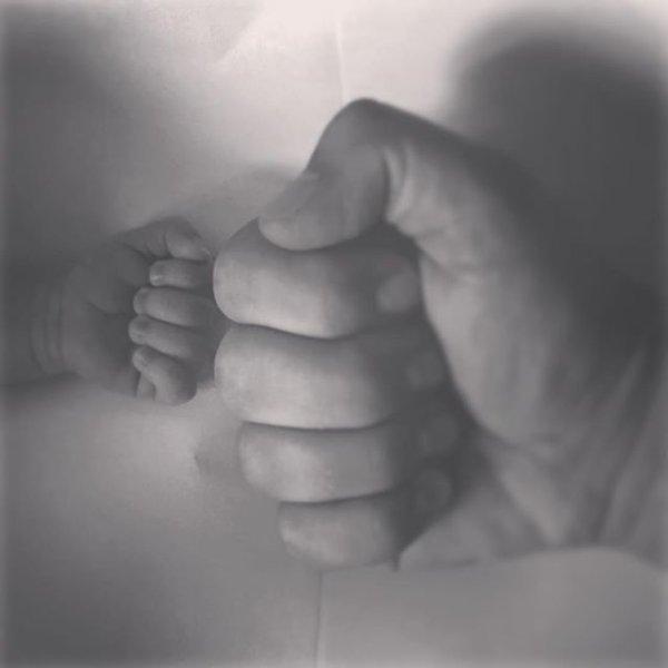 Gustav et sa fille ^^