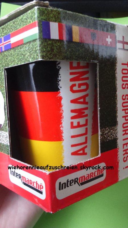 Euro 2016 - Mug Allemagne