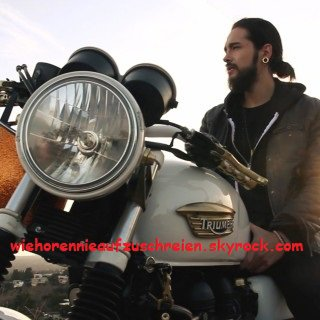 Tom the biker!