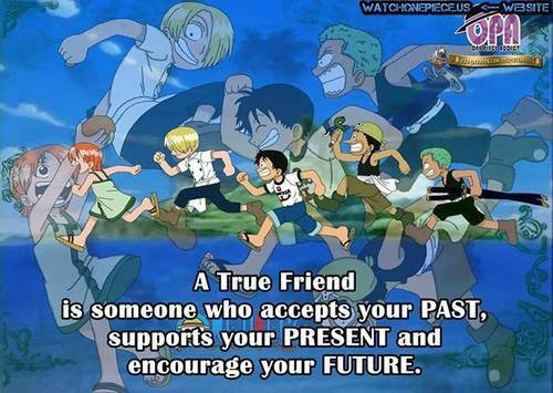 les vrai amis de toi
