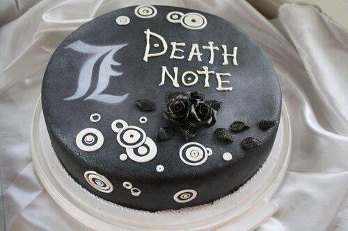 the death NOTE <3