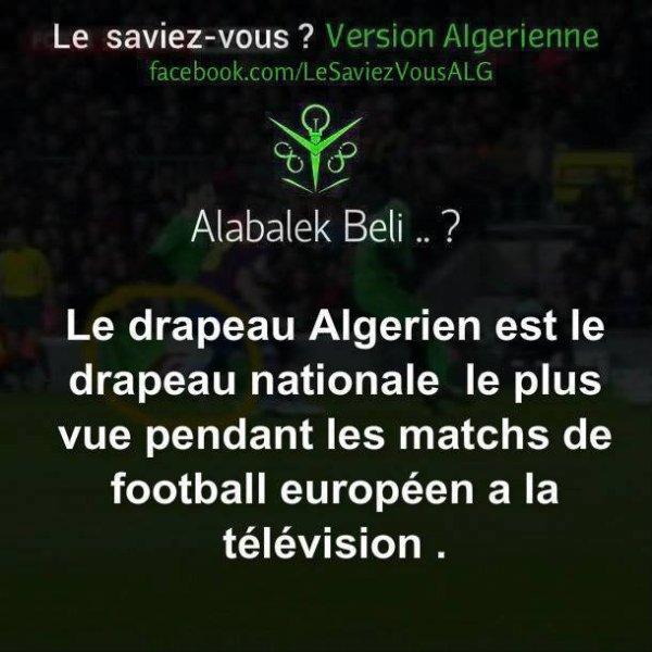 toujours Algérie toooooooooooooop