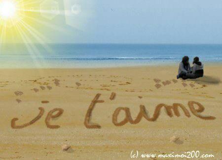 La plage j'adore (®_©)