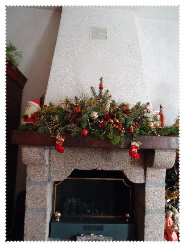 Pas de feu... pour le Père Noël !