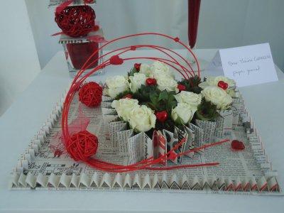 Page N°9 - Visite Expo Art Floral à Lécousse