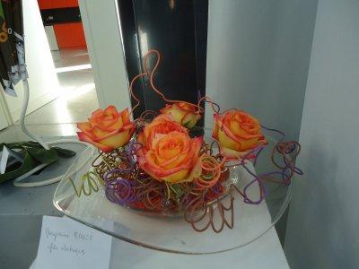 Page N° 12 - Visite Expo Art Floral à Lécousse