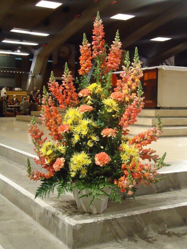 Bouquet Angle Autel
