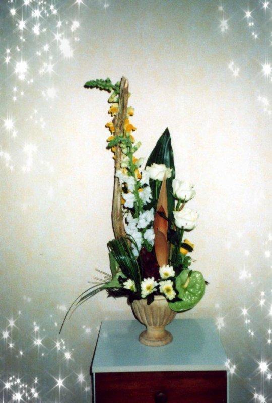 Bouquet d'Accueil !
