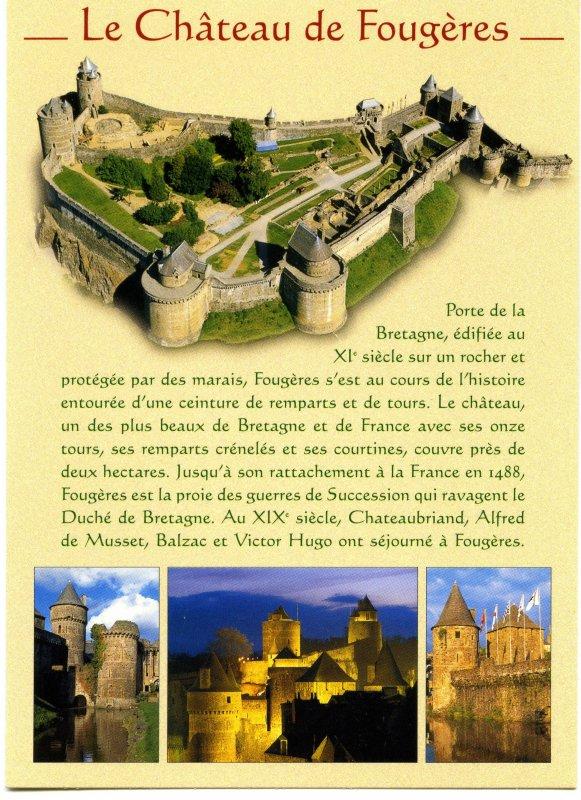 Fougères (I&V)...Ma Ville