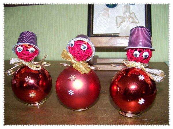 Décorons notre table de Noël !