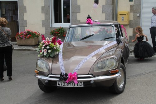 Un beau mariage  !!!!