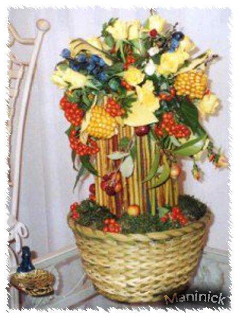 Art floral - Créations florales de Maninick