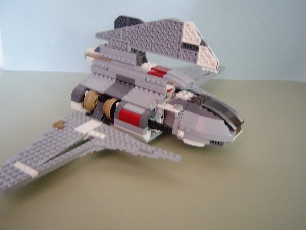 LEGO STAR WARS - Emperor Palpatine's Shuttle