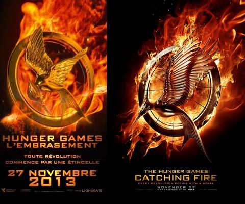 Catching Fire (Stills, Poster, ...)